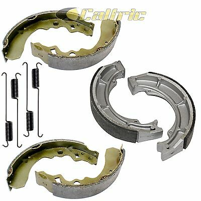 Front Rear Brake Shoes Fit Suzuki Lt-F250 Ltf250 Quadrunner 250 2X4 1988-2001
