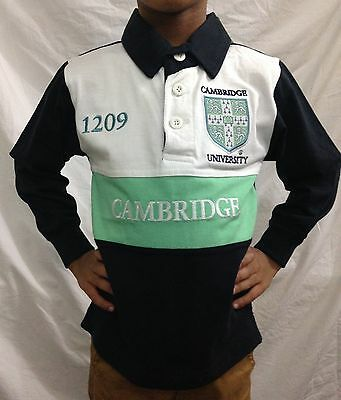 Cambridge University Officially Licenced Rugby Top
