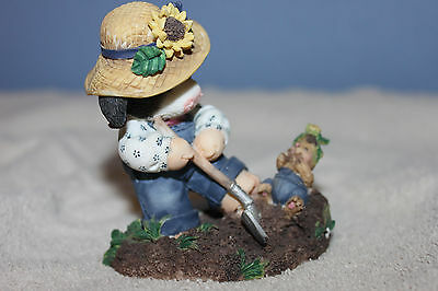 Mary's Moo Moo 20709L Digging Gopher Figurine with Box