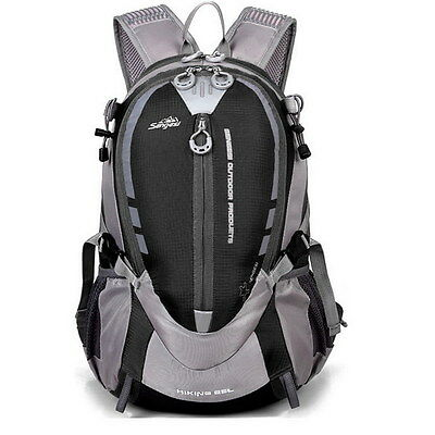Graceful Outdoor Cycling Camping 25L Water-resistant Hiking Daypack Backpack