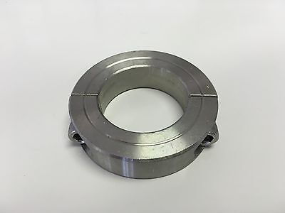 (1pc) 40mm Stainless Steel Double Split Shaft Collar - 2MSSC-40