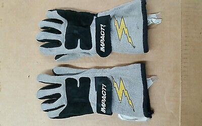 Impact Childrens racing gloves