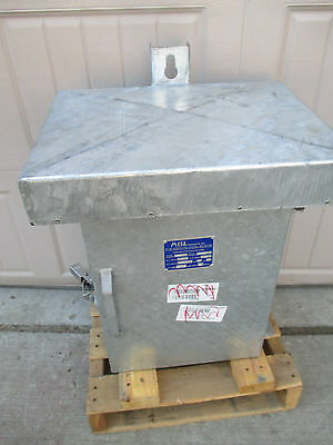 MESA Cathodic Corrosion Protection Rectifier ASAE 115/230V 1PH