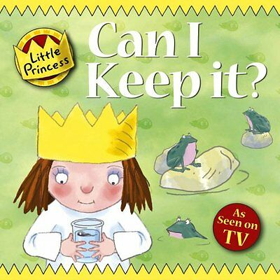 Can I Keep It? (Little Princess) New Paperback Book Tony Ross