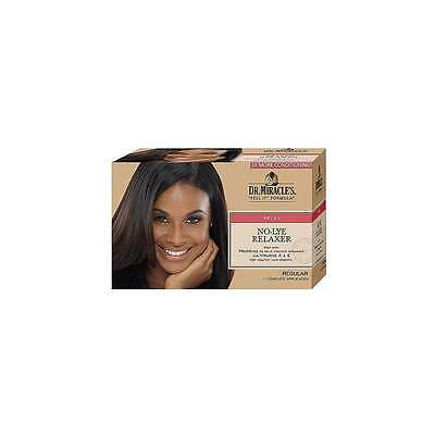 Dr Miracle Dr Miracle No-Lye  Relaxer, Regular
