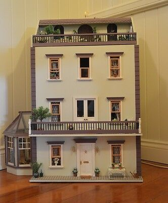 Classical Hand Crafted Dolls House