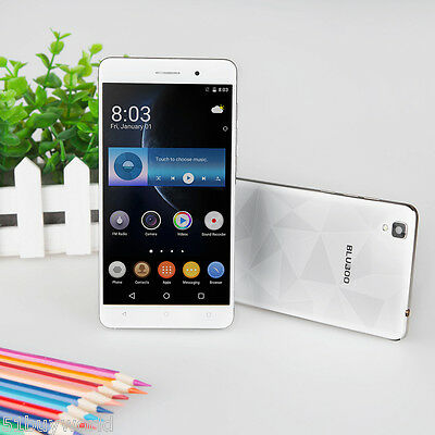 2GB+16GB 5,5'' BLUBOO Maya 3G UTMS Cellulare Quad Core Android Smartphone 13MPx
