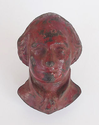 Rare Antique George Washington Small Bust
