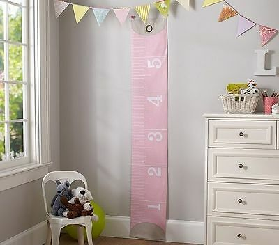 Pottery Barn Kids Measuring Tape Growth Chart