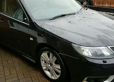 saab 9 3 facelift 2008 on off side drivers wing 298 black