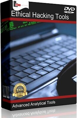 Ethical Hacking Tools - Advanced Analytical Tools plus Video Tutorial Bonus