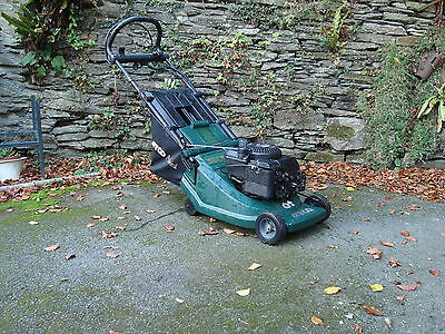ATCO Admirial 16E Self Propelled Lawnmower - Serviced