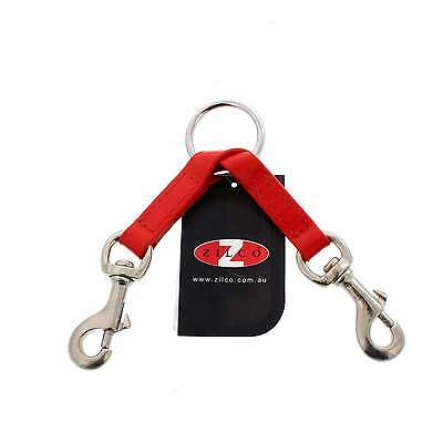 Double Clip Red Zilco Horse Equine