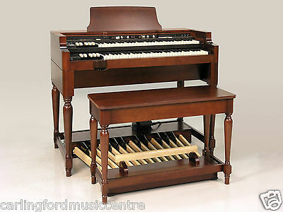 HAMMOND Mini 25 note BASS Console B3 modular organ SYSTEM @ CarlingfordMusic