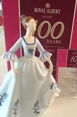 ROYAL ALBERT Figurine | 100 Years | PATRICIA