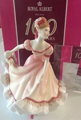 ROYAL ALBERT Figurine | 100 Years | JESSICA