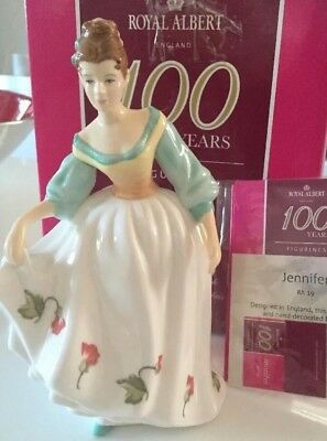 ROYAL ALBERT Figurine | 100 Years | JENNIFER