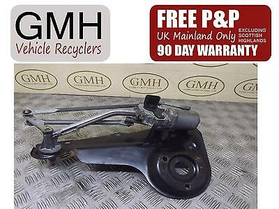 Ford Fiesta Front Windscreen Wiper Linkage With Motor 5 Pin 2002-2008§