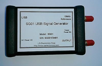USB Signal Generator 40M~3200MHz --Made in USA