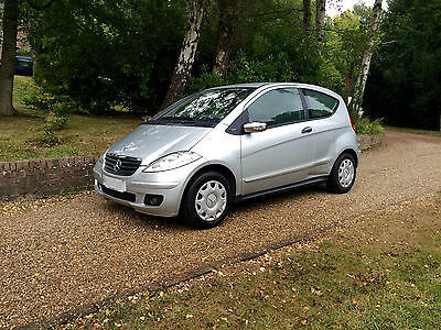 2005/05 Mercedes-Benz A150 Damaged Salvage Spares/repair Unrecorded