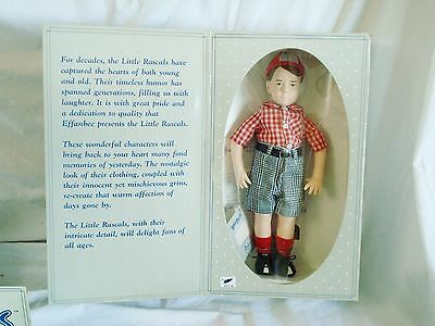 "Effanbee ""Spanky"" Little Rascals doll Style No 1031"