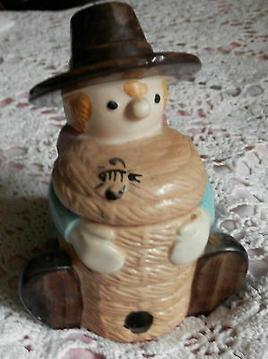 Charming Windy Miller Honey Pot from The Windmill Bakery