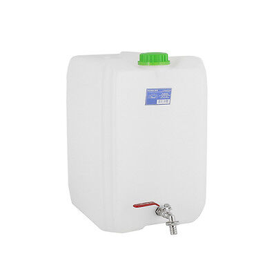 Water storage container 10L with tap ! Camping Garden Tank Bottle Can Food Grade