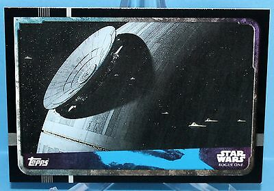 Topps Star Wars Rogue One Karte Nr.129