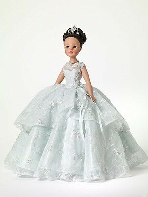 "JUST LIKE A PRINCESS Sindy Tonner Doll NRFB 11"" Child 2015 Retro Girl Prom Debut"