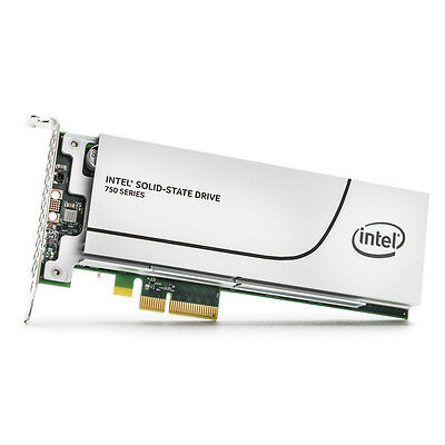 Intel Solid-State Drive 750 Series - Solid-State-Disk - 1.2 TB - intern - PCI