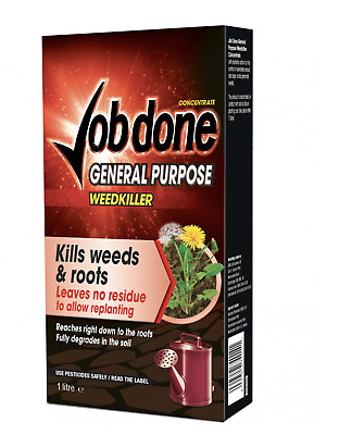Bayer Super Strength Glyphosate Weedkiller - 9 Sachets Very Strong Weed Killer