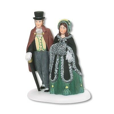 DEPARTMENT 56** Item 58559** A GENTLEMAN AND LADY NEW **SHIPS FREE!!