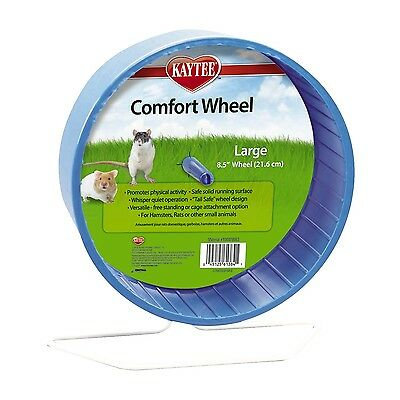 Super Pet Hamster Comfort Exercise Wheel Large Colors Vary