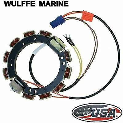 Stator for Johnson Evinrude Outboards 60, 65 & 70 Hp CDI 173-4766 Rplcs 584766