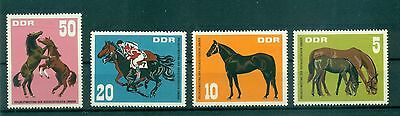 Chevaux - Horses Germany, Ddr 1967