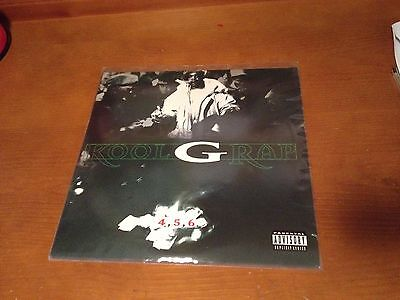 Kool G Rap - 4 5 6 Lp