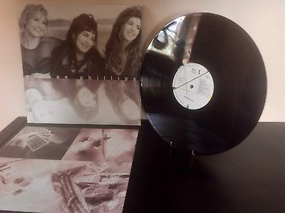 WILSON PHILLIPS ~ SHADOWS AND LIGHT ~ Vinyl LP 1992 ~ Very Rare ~ NM/EX
