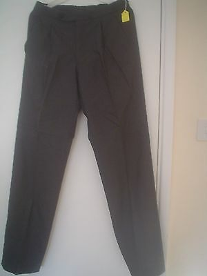 Wilvorst Lightweight Grey Trousers
