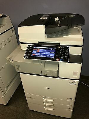 Ricoh Aficio Mp 5054 Copier Printer Scanner   Low Meter Only