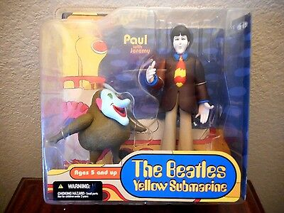 Spawn The Beatles Yellow Submarine Paul With Jeremy New In Box  2004