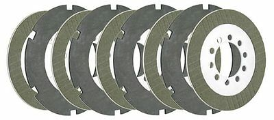 Energy One Clutch Kit - Frictions & Steels - 1941-1984 Big-Twin
