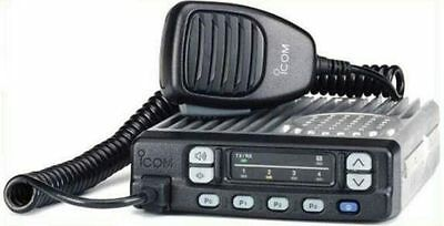 Icom Ic-F410S 25 Watt Uhf Mobile Taxi Vehicle Or Base Radio Free Programming
