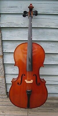 "Old Cello - full size - ""Blessing"""