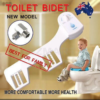 AUS Premium High Quality Nature Water Wash Clean Unisex Healthy Toilet Bidet AU