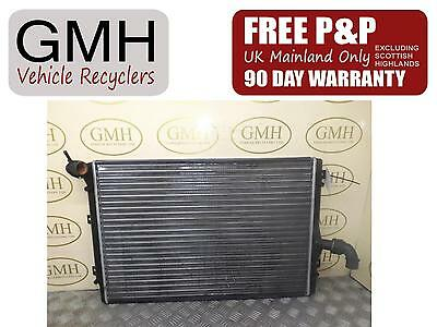 Seat Altea 2.0 Tdi Diesel Water Coolant/cooling Radiator  With A/c   2004-2012§