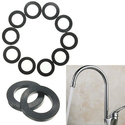 10pcs 3/4Inch Rubber Faucet Washer Faucet Leakproof Seal