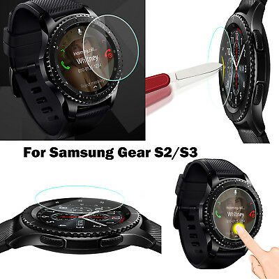 2pcs 9H 0 3MM Smart Watch Tempered Glass Screen Protector for Samsung Gear .