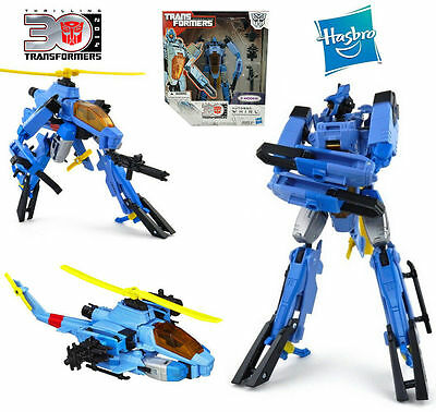 Hasbro Transformers Generations Voyager Idw Autobot Whirl Action Figures Kid Toy
