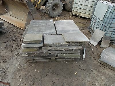 reclaimed yorkshire stone flags