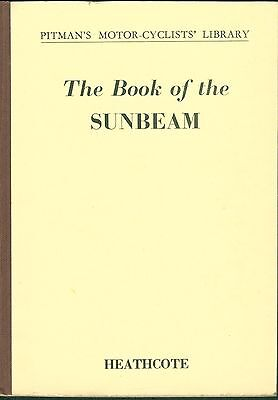 Sunbeam Motor Cycles Pitmans Book Of Manual 250 600 9 Lion Light Sport 90+ 28-39